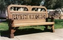 Rutherford Bench, Rutherford, Napa Valley