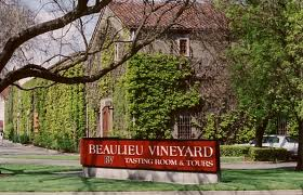 Beaulieu Vineyards, Rutherford, Napa Valley