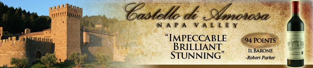 From Castello di Amorosa website, Napa Valley